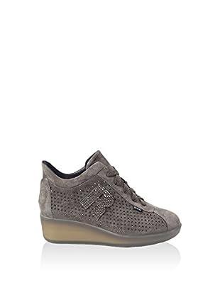 Ruco Line Keil Sneaker 200 Rock Suede