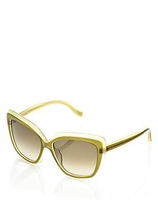 Emilio Pucci Sonnenbrille EP720S grün/hellgrün