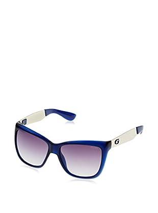 Guess Sonnenbrille GU7371 (57 mm) blau