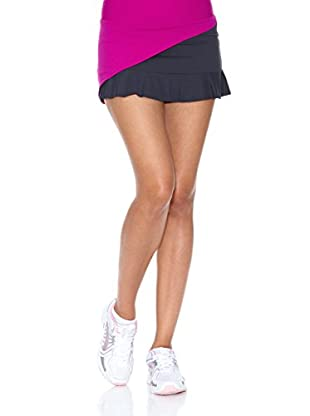 Naffta Falda Short Tenis / Padel (Morado / Gris)