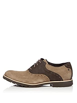 Rockport Zapato Casual Lh Saddle (Marrón / Beige)