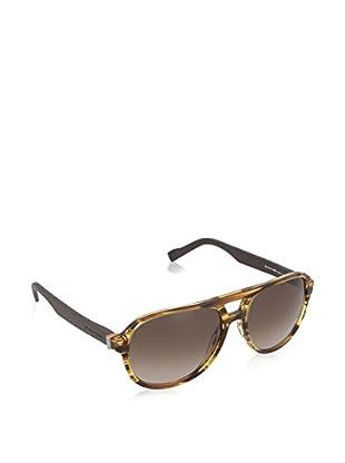 BOSS Orange Sonnenbrille 0144/SHA6SE56 (56 mm) braun