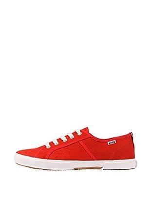 MTNG Zapatillas Cordones (Rojo)