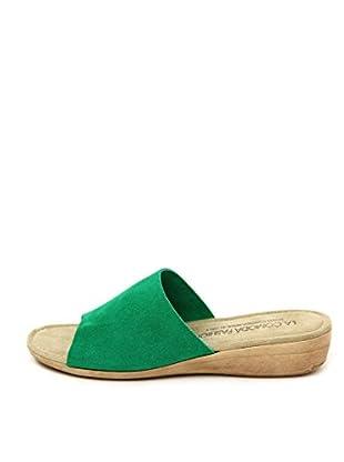 La Comoda Sandalias Rocío (Verde)