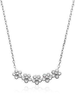 L'ATELIER PARISIEN Halskette 87157445B Sterling-Silber 925