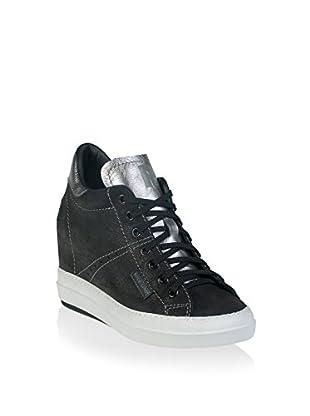 Ruco Line Sneaker Zeppa 4924 Havana