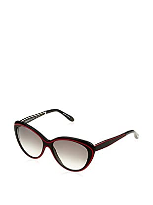 Trussardi Gafas de Sol 15706_RE-55 (55 mm) Negro