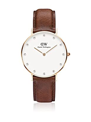 Daniel Wellington Reloj con movimiento japonés Woman DW00100075 34 mm