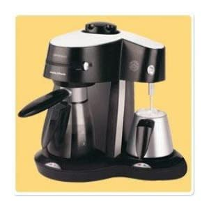 Morphy Richards Coffee Maker-Black