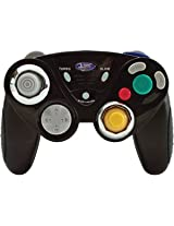 Wii Dreamcube Pro Wired Controller With Rumble - Black