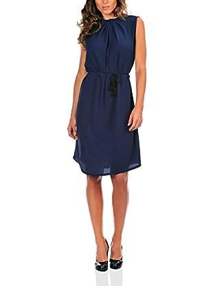 Bleu Marine Vestido Juliette