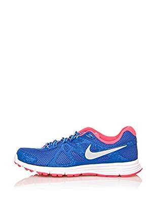 Nike Zapatillas Wmns Revolutions 2 Msl (Azul / Rosa)