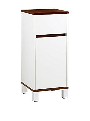 Premier Housewares Badschrank 2404045 weiß