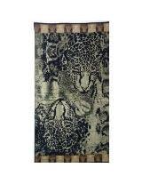 Luxury Oversized Beach Towels, Wild Tiger , 100 Egyptian Cotton