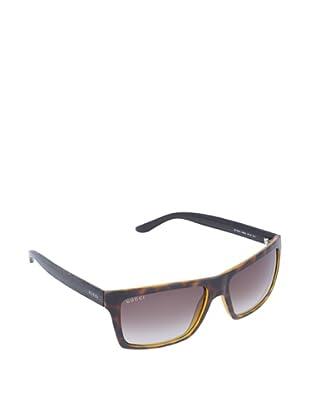Gucci Herren Sonnenbrille GG 1013/S HA havanna / schwarz