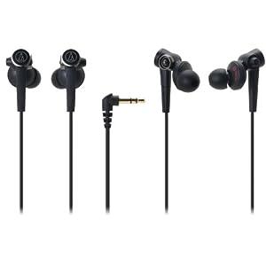 audio-technica SOLID BASS インナーイヤーヘッドホン ATH-CKS99
