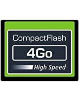 Dane-Elec 4 GB 133x CompactFlash Memory Card DA-CF-13U-4096-R