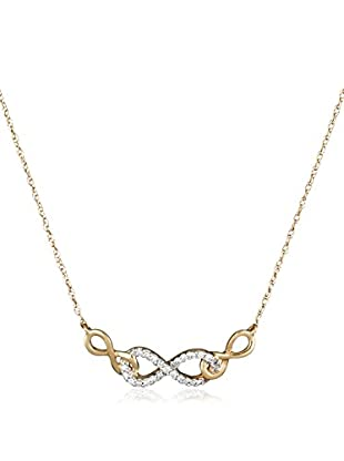 BENTELLI Collar Oro / Oro Blanco