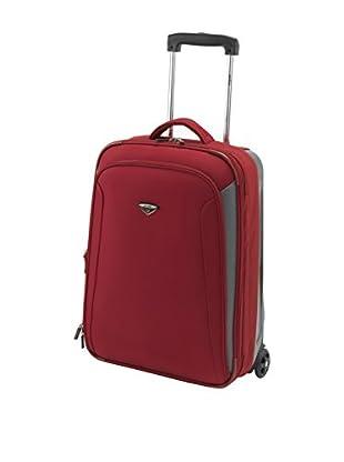 Antler Trolley, halbstarr Duolite GT rot 55 cm