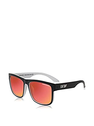 THE INDIAN FACE Sonnenbrille Polarized 24-003-04 (55 mm) schwarz/weiß
