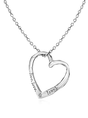 Lily and Lotty Set Kette und Anhänger Sterling-Silber 925