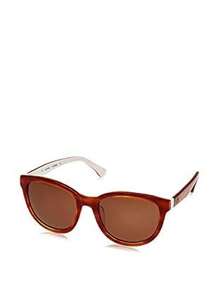 cK Sonnenbrille Ck4263Srx (53 mm) cognac/naturweiß
