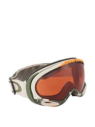 OAKLEY Skibrille OO7044-11 militärgrün/grau