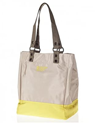 George Gina & Lucy Shopper Romance (khaki/lemon)