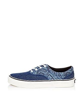 Wrung Sneaker Bandana Denim