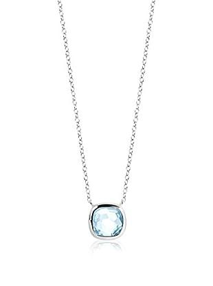 DI GIORGIO PARIS Halskette Dgm74To rhodiniertes Silber 925