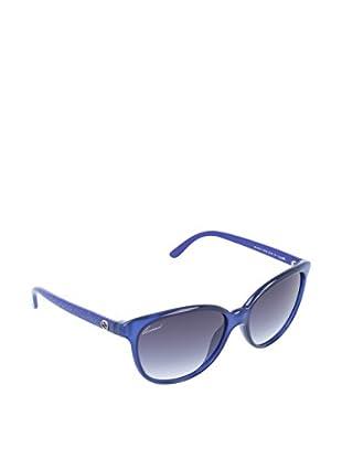 Gucci Sonnenbrille 3633/SJJDXR blau