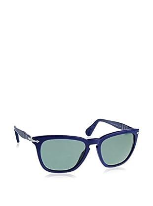 Persol Sonnenbrille Po3024S 958/ 4N (55 mm) blau/grau