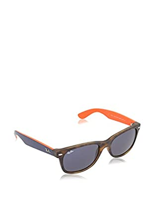 Ray-Ban Sonnenbrille New Wayfarer 2132 614371 (55 mm) havanna