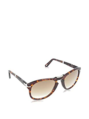 PERSOL Sonnenbrille PO 714 24/51 54 (54 mm) havanna