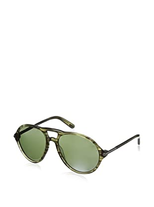 Tom Ford Men's  Jasper TF245 Sunglasses, Green