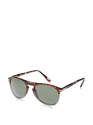 ZZ-Persol Gafas de Sol PO9714S 102331 (55 mm) Tabaco