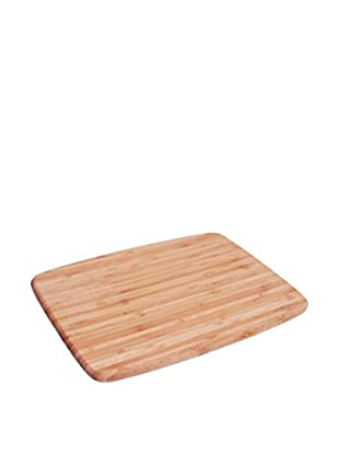 Brunch Time Küchenbrett Tagliere Bambu' braun