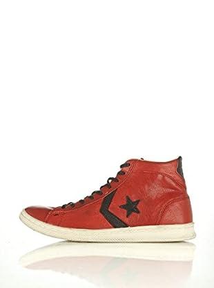 Converse Zapatillas Pro Leather Varvatos (Rojo)