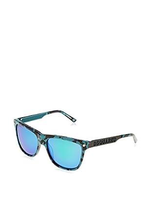 D Squared Gafas de Sol Dq0136 (55 mm) Azul