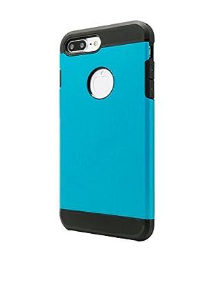 NUEBOO Hülle Armor iPhone 7 Plus blau