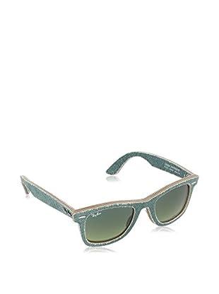 Ray-Ban Sonnenbrille MOD. 2140 - 11663M blau/grün