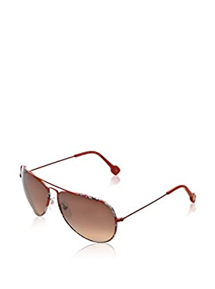 Pucci Sonnenbrille EP125S (62 mm) rot/mehrfarbig