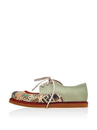 DOGO Zapatos de cordones Take A Photo
