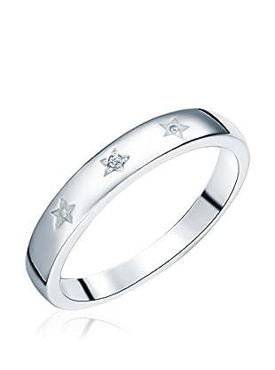 Tess Diamonds Ring Ring Sterling Silber Diamant
