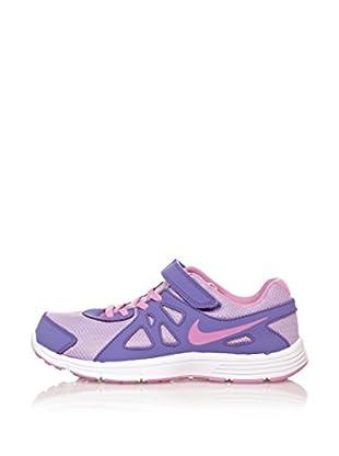 Nike Zapatillas Revolution 2 Psv (Morado / Rosa)