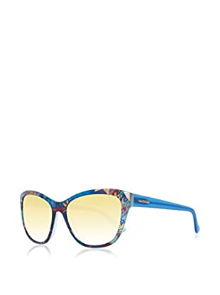 Guess Occhiali da sole GU7398 5592C (55 mm) Multicolore