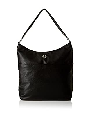 Fred Perry Bolso asa al hombro Fp Hobo Bag