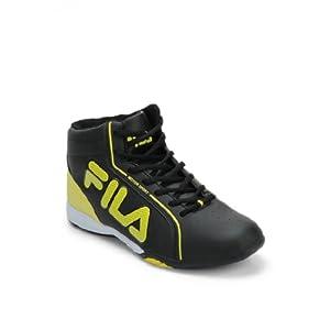Isonzo Black Basketball Shoes