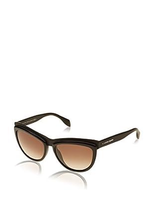 Alexander McQueen Sonnenbrille AMQ4247/S (58 mm) schwarz
