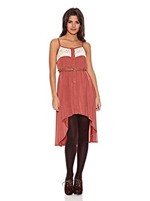 Rare London Vestido Celeste (Teja)